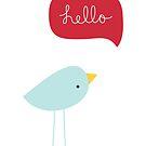 Hello Birdie by MissTiina