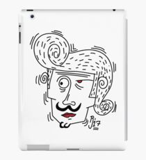 SiR. iPad Case/Skin