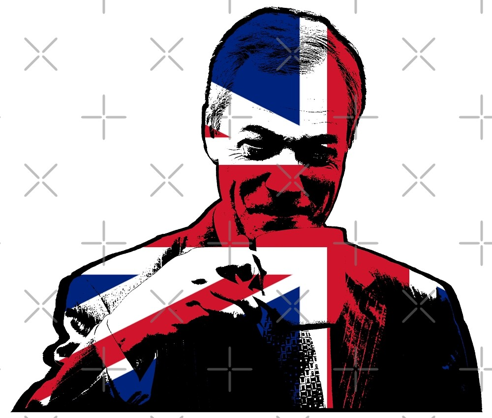 Freedom Fighters - Farage by WhoIsJohnMalt