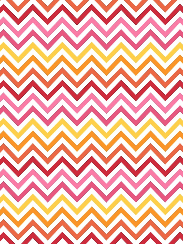 Rainbow Chevron #1 by MissTiina