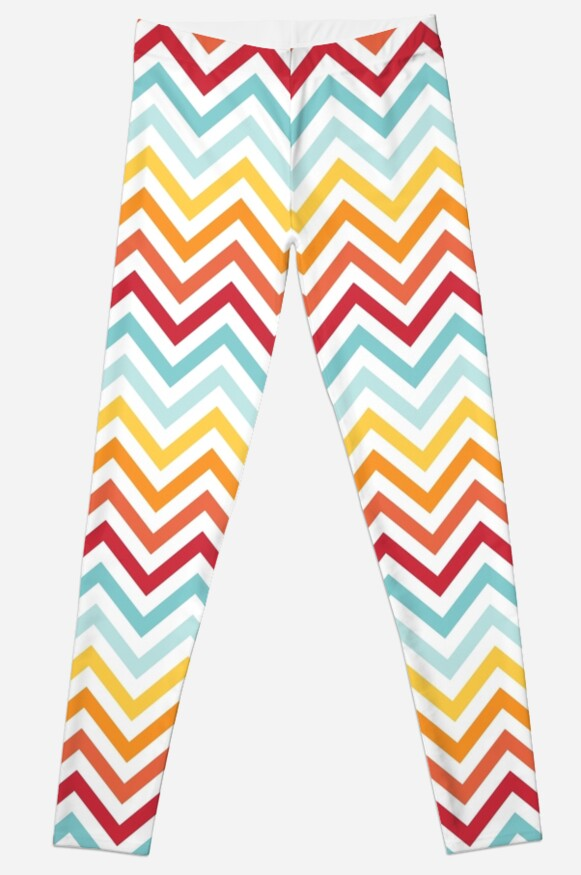 Rainbow Chevron #2 by MissTiina