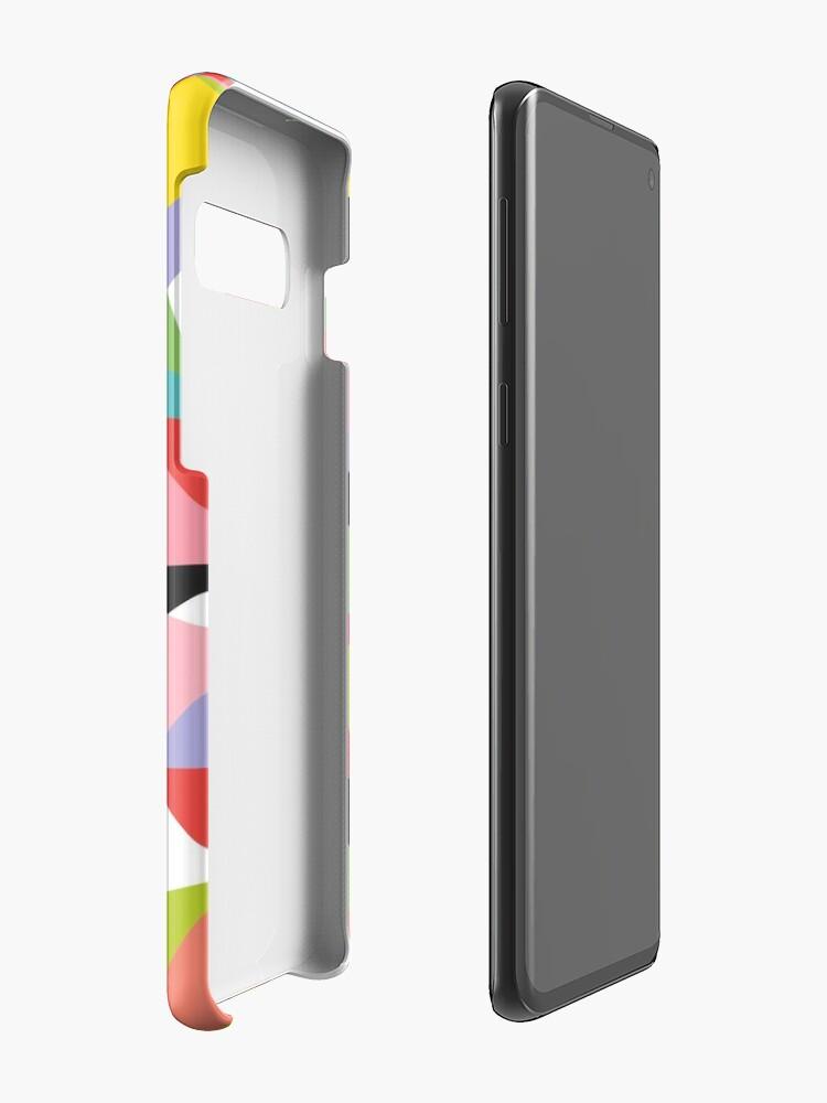 Alternate view of Geo Jane Case & Skin for Samsung Galaxy