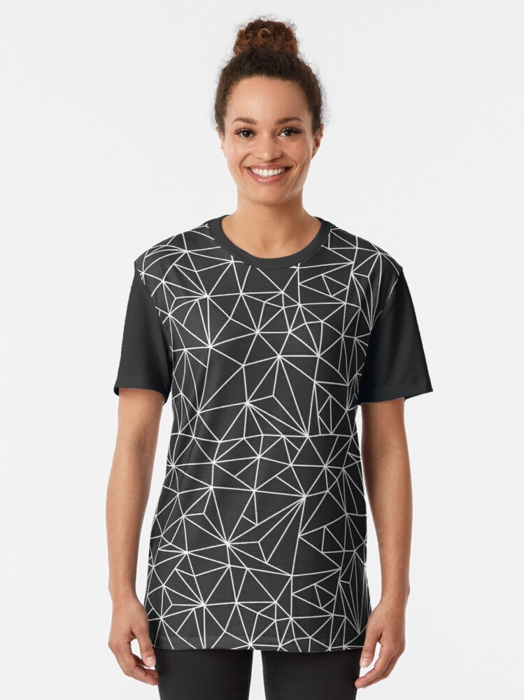 Alternate view of Geo Jane 2 Graphic T-Shirt