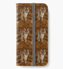Tiger - After the Storm iPhone Wallet