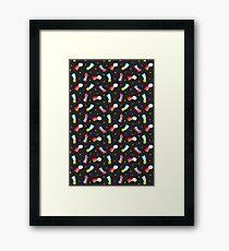 Little Rainbows Framed Print