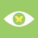 Eye Butterfly by Sabina Korzunova