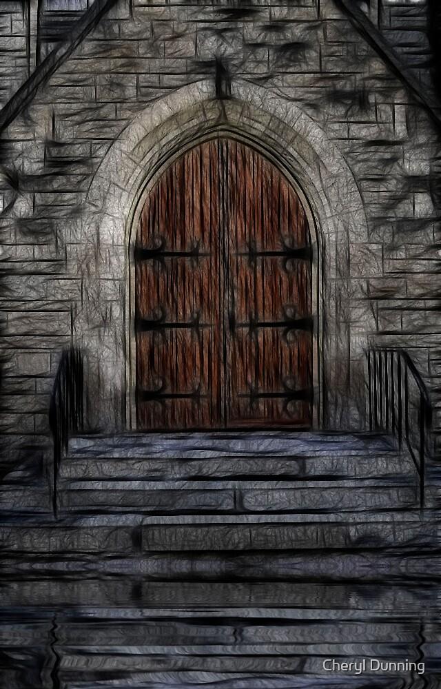 doorway by Cheryl Dunning
