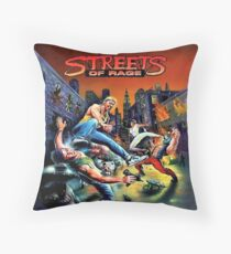 Streets of Rage ★ Throw Pillow