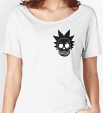 Rick Skeleton Women's Relaxed Fit T-Shirt