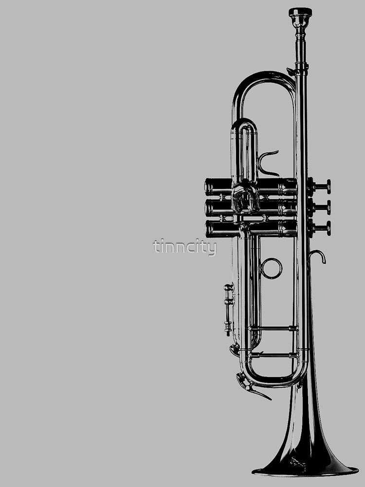 trumpet by tinncity