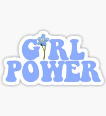 GIRL POWER - Stil 13 Sticker