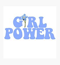 GIRL POWER - Style 13 Photographic Print