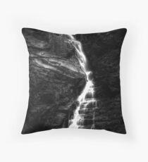 Eastatoe Falls Throw Pillow