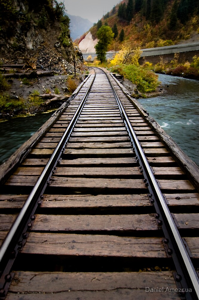 Bridge Over Troubled Waters by Daniel Amezcua