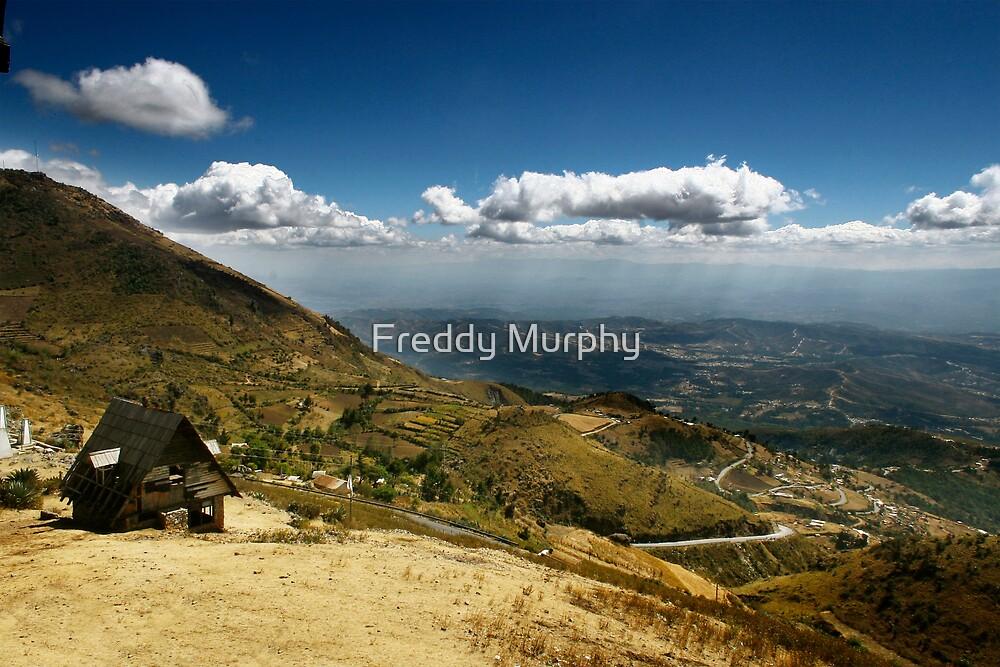 Mirador de Huehuetenango  by Freddy Murphy