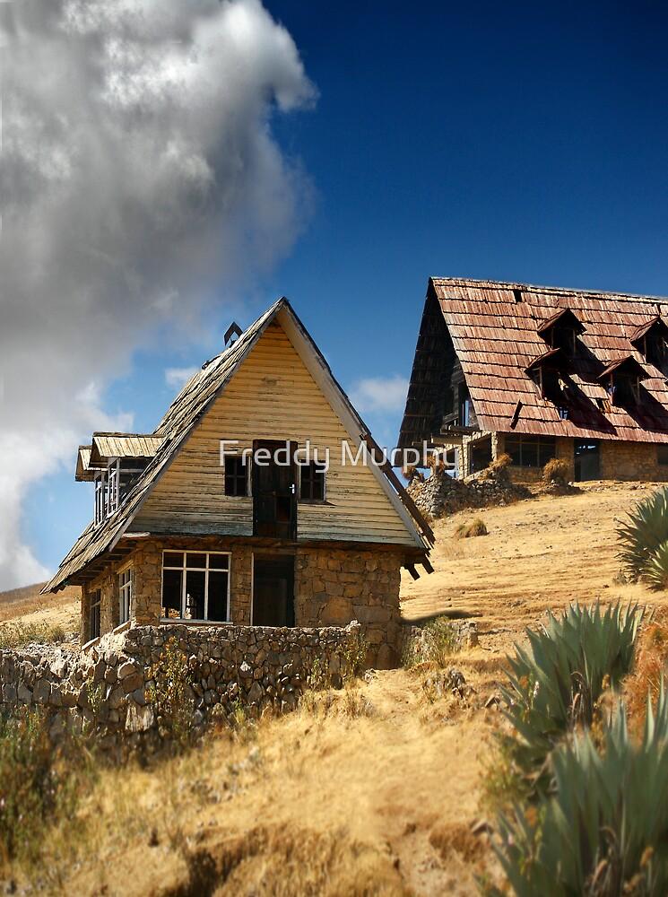 Mirador de Huehuetenango (2) by Freddy Murphy