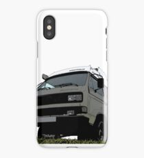 VW T25/T3 Syncro iPhone Case/Skin