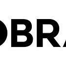 Cobra TV Logo - White - Side design by CobraTV