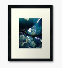 Ceramic Surreal Framed Print