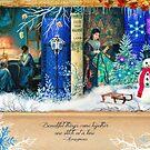 A Stitch In Time December by Aimee Stewart