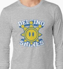 Delfino Shines - Colour Long Sleeve T-Shirt