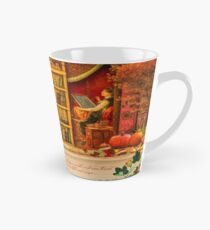 A Stitch In Time October Tall Mug