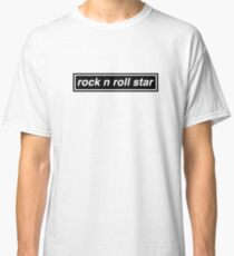 Rock n Roll Star - OASIS Classic T-Shirt