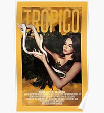Lana Del Rey TROPICO SINGLE edit Poster