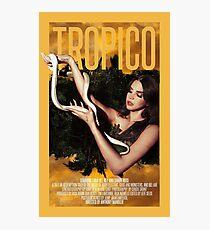 Lana Del Rey TROPICO SINGLE edit Photographic Print