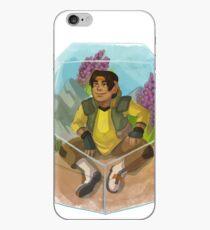 Paladin Terrarium - Yellow iPhone Case