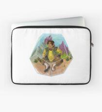 Paladin Terrarium - Yellow Laptop Sleeve