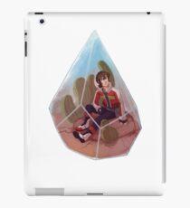Paladin Terrarium - Red iPad Case/Skin