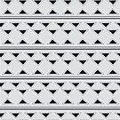 Horizontal Triangles by NancyBenton
