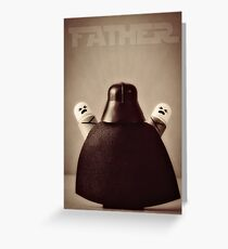 I Am Your Father Greeting Card