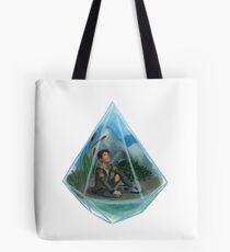Paladin Terrarium - Blue Tote Bag