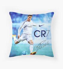 Cristiano Ronaldo Zeichen Dekokissen