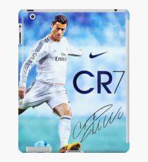 Cristiano Ronaldo sign iPad Case/Skin