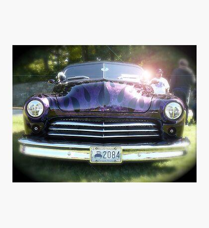 Classic Chopped Mercury  Photographic Print