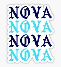 Villanova - Style 9 Sticker