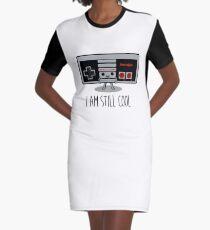 I am still cool Graphic T-Shirt Dress