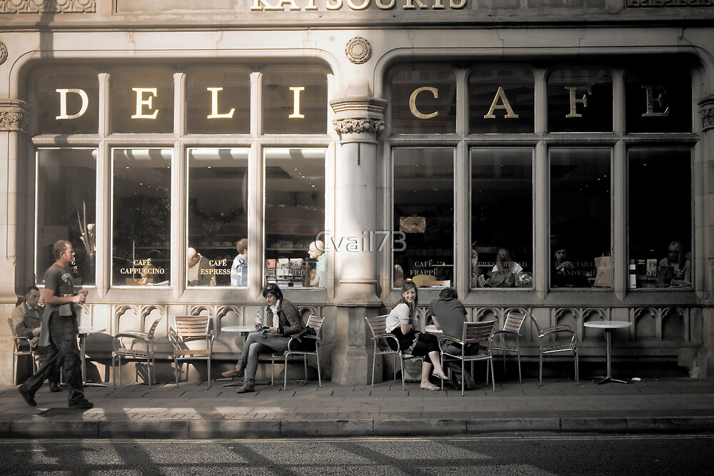 Deli lifestyle by Cvail73