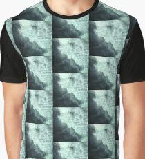 Moody Sky  Graphic T-Shirt