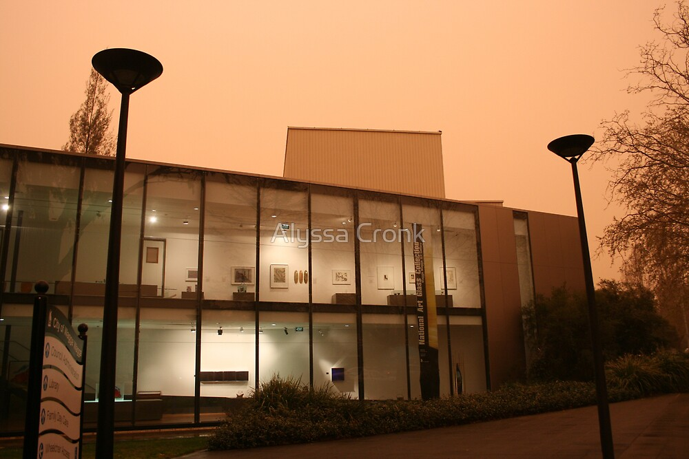 Dust Storm 2 by Alyssa Passlow