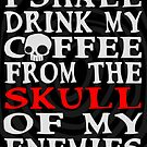 Coffee Warrior by stonestreet