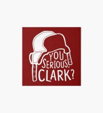 You serious, Clark? Cousin Eddie Art Board