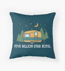 Brilliant Camping Pillows Cushions Redbubble Customarchery Wood Chair Design Ideas Customarcherynet
