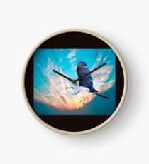 Flying High, Clock