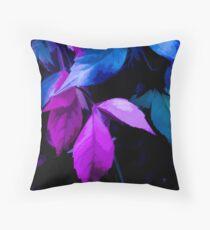 Parthenocissus Throw Pillow