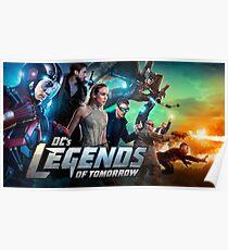 DCs legends of tomorrow Poster