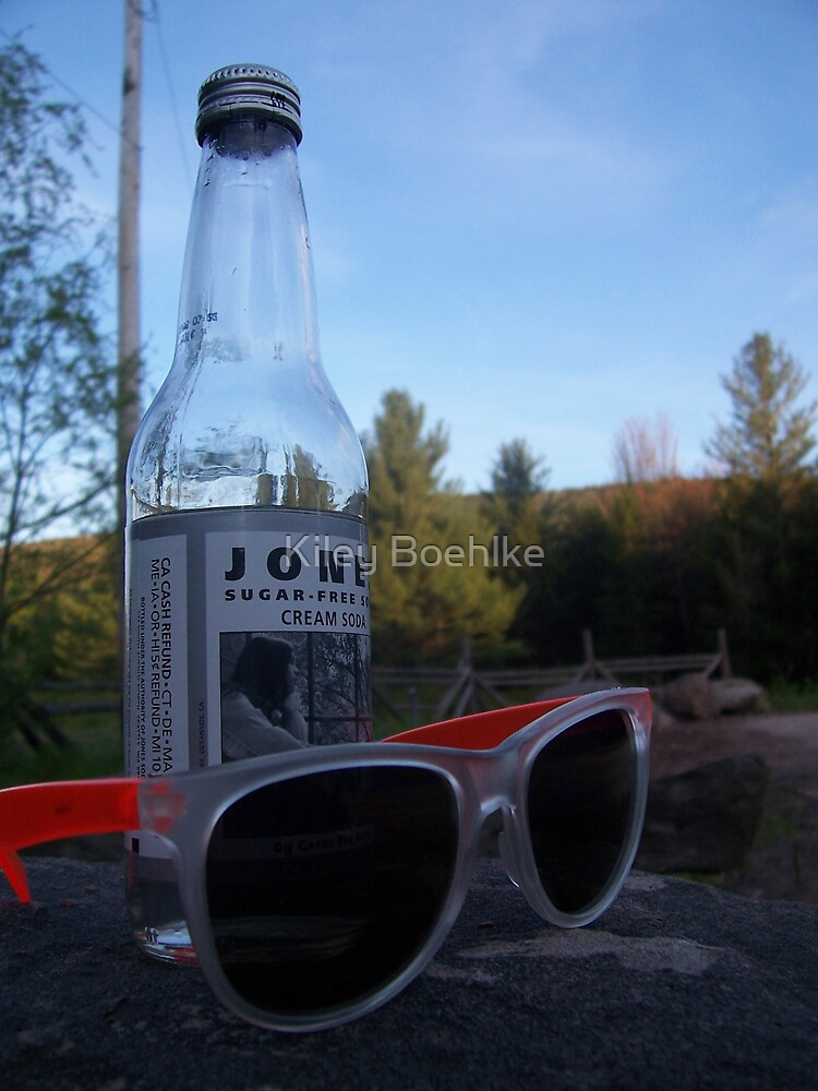 Jones Soda by Kiley Boehlke